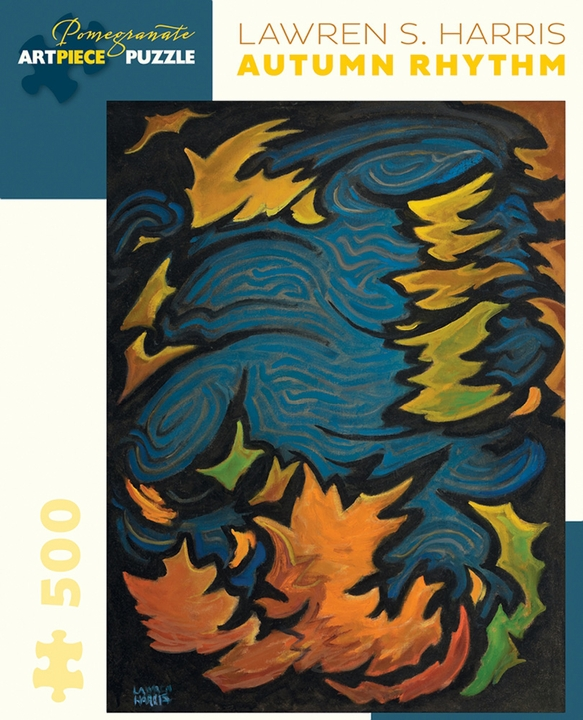 Lawren S. Harris: Autumn Rhythm 500-piece Jigsaw Puzzle