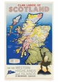 Clan Lands of Scotland Postcard
