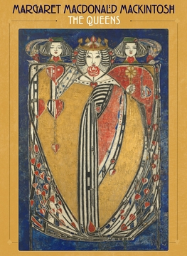 Margaret Macdonald Mackintosh: The Queens Boxed Notecards