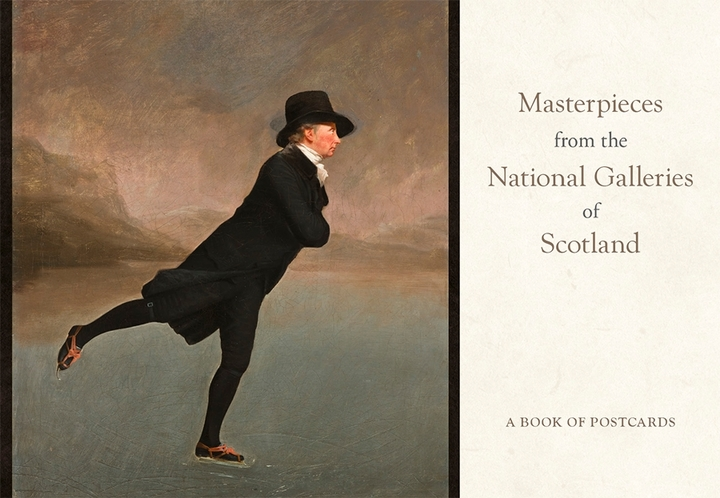Masterpieces from the National Galleries of Scotland Book of Postcards