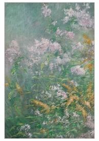 John Henry Twachtman: Meadow Flowers Notecard
