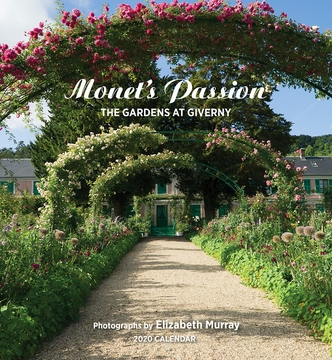 Monet's Passion: The Gardens at Giverny 2020 Wall Calendar