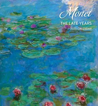 Monet: The Late Years 2020 Wall Calendar