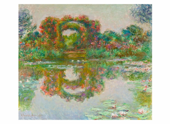 Monet: The Late Years Book of Postcards