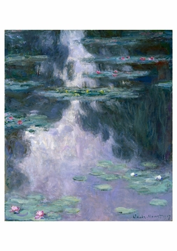 Monet: The Late Years Boxed Notecards
