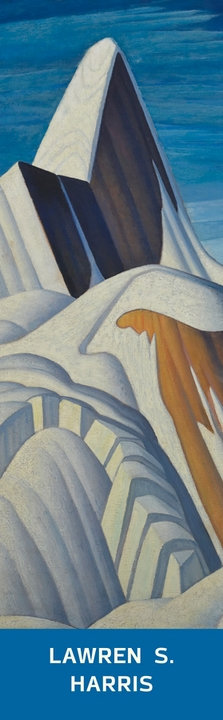 Lawren S. Harris: Mount Robson Bookmark