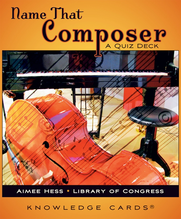 Name That Composer: A Quiz Deck