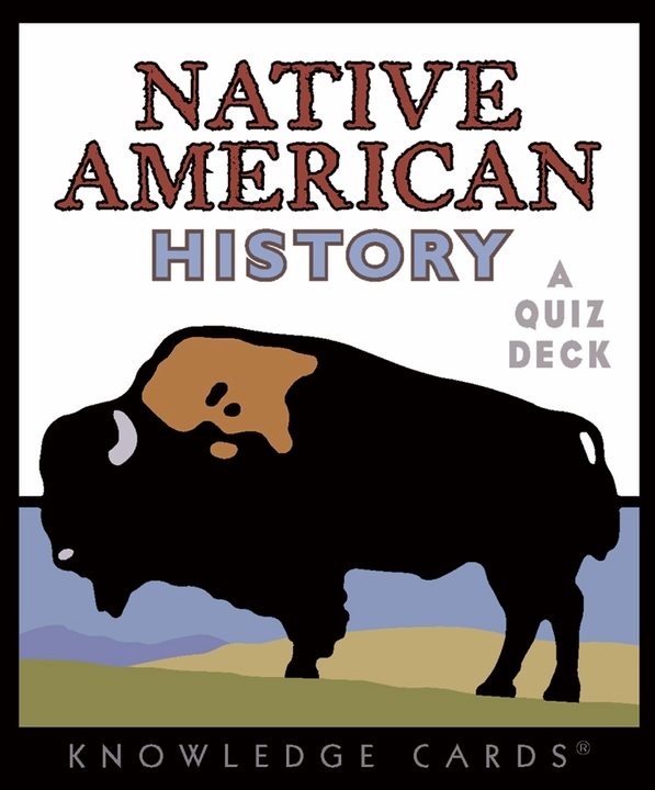Native American History Knowledge Cards