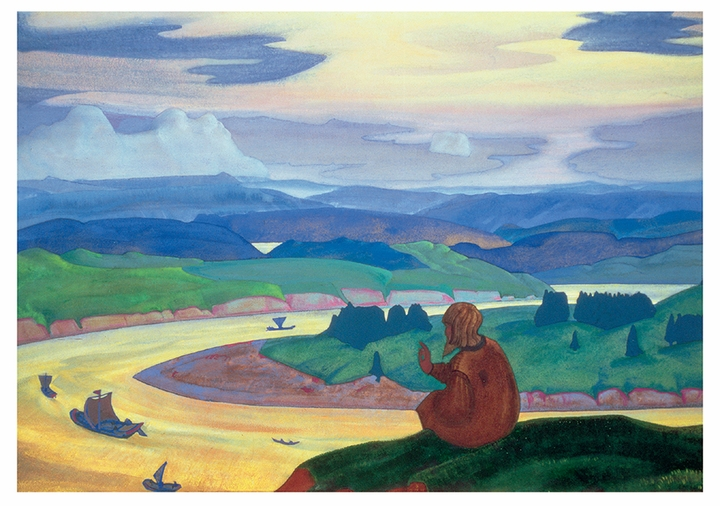 Nicholas Roerich Boxed Notecards