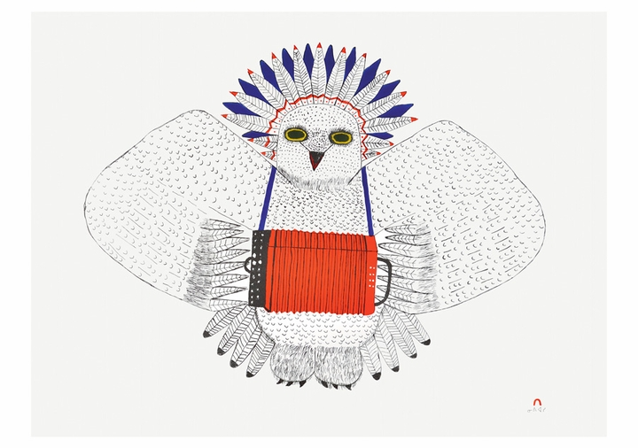 Nikotai Mills: Bird Song Holiday Cards
