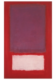Mark Rothko: No. 5 Notecard