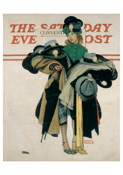 Norman Rockwell: The Saturday Evening Post Boxed Notecards