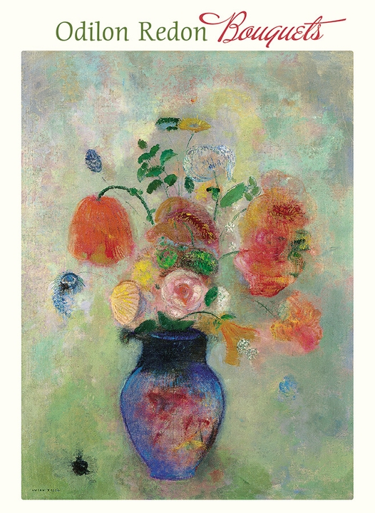 Odilon Redon: Bouquets Boxed Notecards