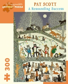 Pat Scott: A Resounding Success 300-Piece Jigsaw Puzzle