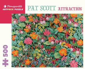 Pat Scott: Attraction 500-Piece Jigsaw Puzzle