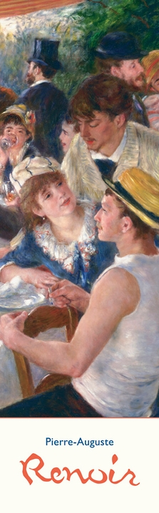 Pierre-Auguste Renoir: Luncheon of the Boating Party Bookmark