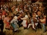 Pieter Bruegel: The Wedding Dance 1000-Piece Jigsaw Puzzle