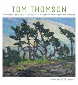 Tom Thomson 2021 Wall Calendar