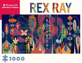 Rex Ray 1000-Piece Jigsaw Puzzle