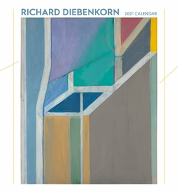 Richard Diebenkorn 2021 Wall Calendar