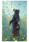 Robert Bissell: Presence III Birthday Card