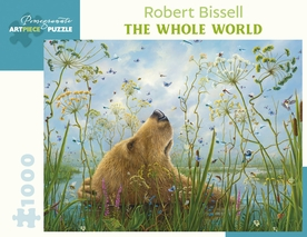 Robert Bissell: The Whole World 1000-Piece Jigsaw Puzzle