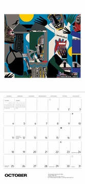 Romare Bearden 2020 Wall Calendar <B>SOLD OUT</B>
