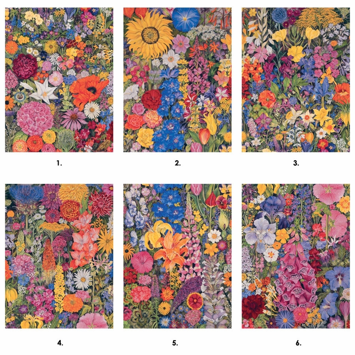 Rosalind Wise: Flower Cycle Block Puzzle
