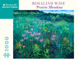 Rosalind Wise: Prairie Meadow 1000-Piece Jigsaw Puzzle