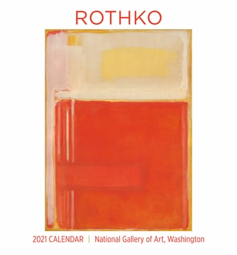 Rothko 2021 Mini Wall Calendar