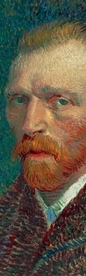 Vincent van Gogh: Self-Portrait Bookmark