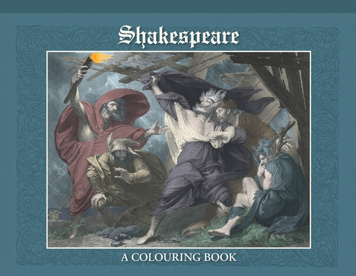 Shakespeare Colouring Book