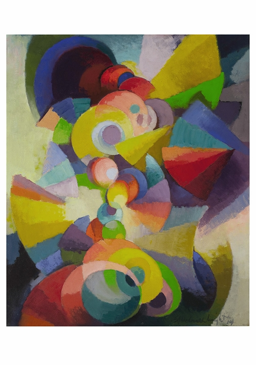Stanton Macdonald-Wright Notecard Folio