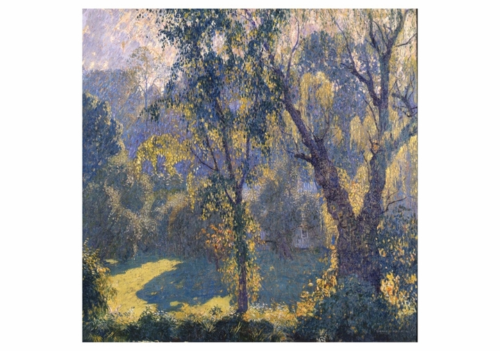 Daniel Garber: Summer Phantasy Notecard