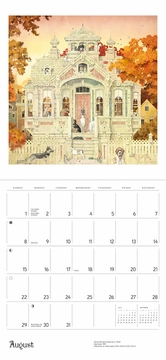 The Art of Daniel Merriam 2021 Wall Calendar