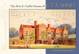 The Arts & Crafts Houses of C. F. A. Voysey Book of Postcards