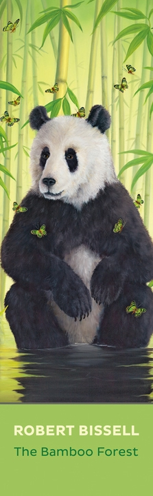 Robert Bissell: The Bamboo Forest Bookmark
