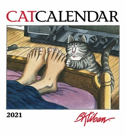 B. Kliban: CatCalendar 2021 Mini Wall Calendar
