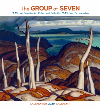 The Group of Seven 2020 Wall Calendar