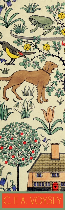 C. F. A. Voysey: The House that Jack Built Bookmark