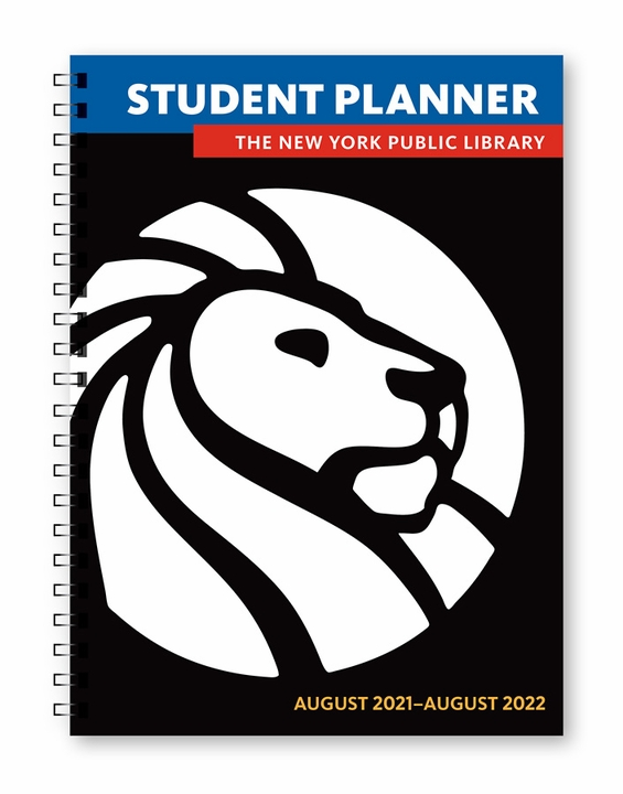 The New York Public Library Student Planner for 2022