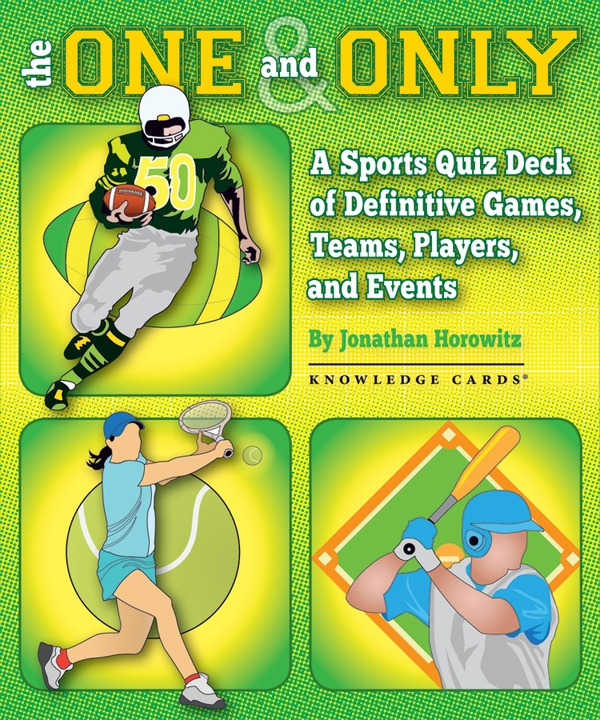 The One and Only: A Sports Quiz Deck