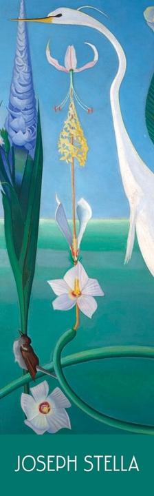 Joseph Stella: The White Heron Bookmark