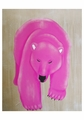 Thierry Bisch: Pink Bear Notecard
