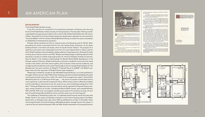 This American House: Frank Lloyd Wright's Meier House and the American System-Built Homes