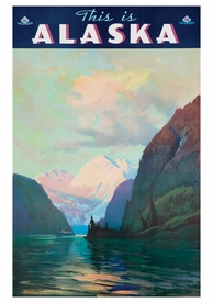 Sydney Laurence: This is Alaska Postcard
