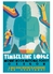 Kenneth Whitley: Timberline Lodge Postcard