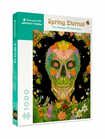 Tino Rodriguez and Virgo Paraiso: Spring Eternal 1000-Piece Jigsaw Puzzle