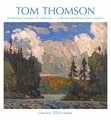 Tom Thomson 2020 Wall Calendar