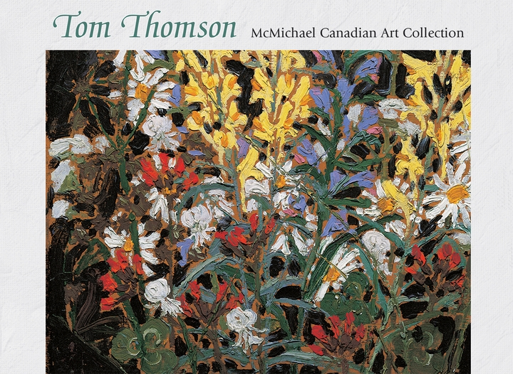 Tom Thomson Boxed Notecards